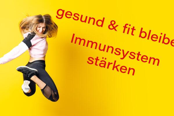 Vortrag: Omega 3 – fit und gesund bleiben, das Immunsystem stärken